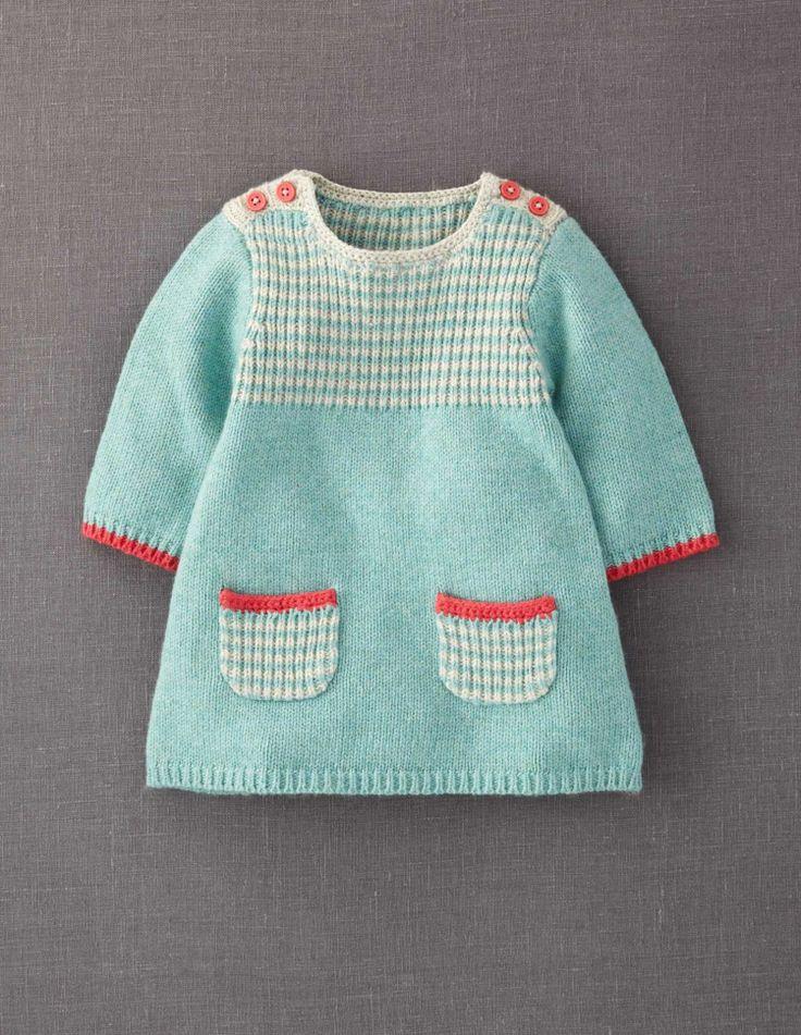 Stripy Knitted Dress | Boden