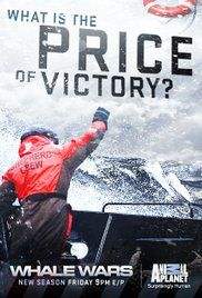 Whale Wars Poster