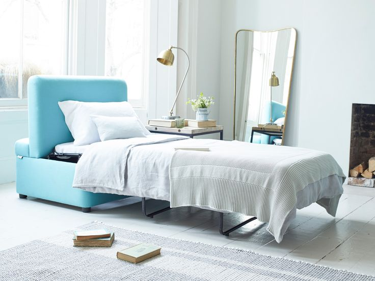 Bed In A Bun in our Kingfisher clever cotton