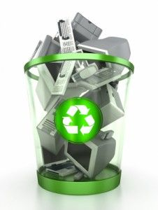 How Businesses Can Recycle E-Waste