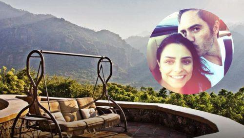 MIRA: Aquí es la boda de Aislinn Derbez y Mauricio Ochmann