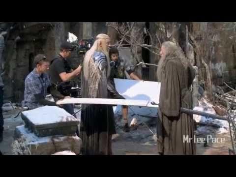Lee Pace/Thranduil/Трандуил/Ли Пейс (дополнительные материалы) - YouTube -- The begining of our beloved Elven King.