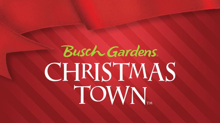 Christmas Town Transforms Busch Gardens Tampa Into A
