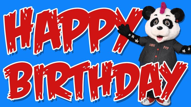DBD: Happy Birthday - Panda Party feat Phil Campbell of Motörhead - http://www.dravenstales.ch/dbd-happy-birthday-panda-party-feat-phil-campbell-of-motoerhead/