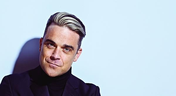 "Robbie Williams Tour 2014 - Robbie will announce hier Tourdates for his ""Swings both Ways"" tour 2014 next Monday (18.11.2013)- Tickets are available on 06.12.2013. On hie new Album ""Swings both Ways"" - you´ll find some great coversongs and some new songs from Robbie! Album ist out now and available on amazon.. (photocredit: Universal Music)"