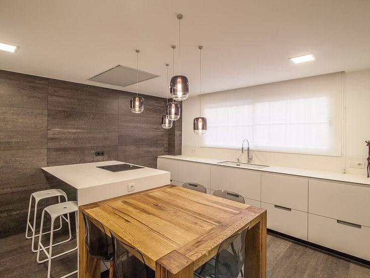 17 mejores ideas sobre mesa de granito en pinterest mesa for Mesas de cocina blancas