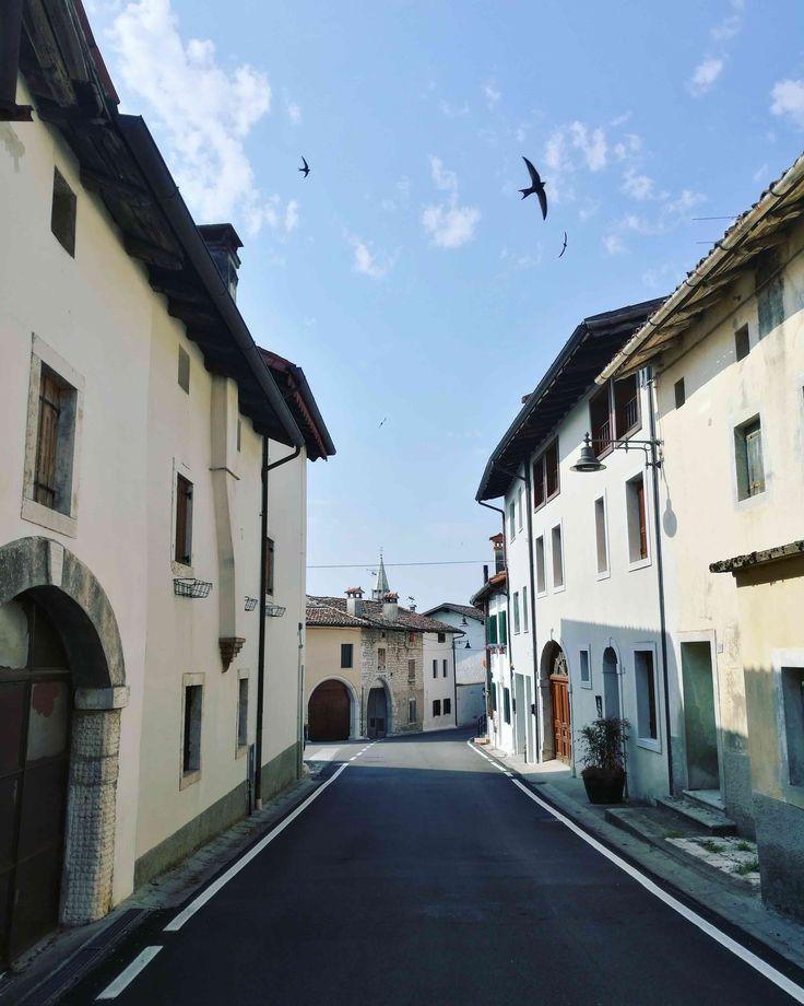 I luoghi dietro casa, la Pedemontana del Friuli occidentale  Dardago, Friuli Venezia Giulia