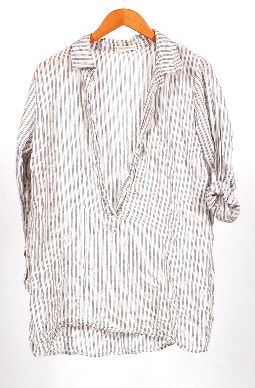 Linen tunics galore!