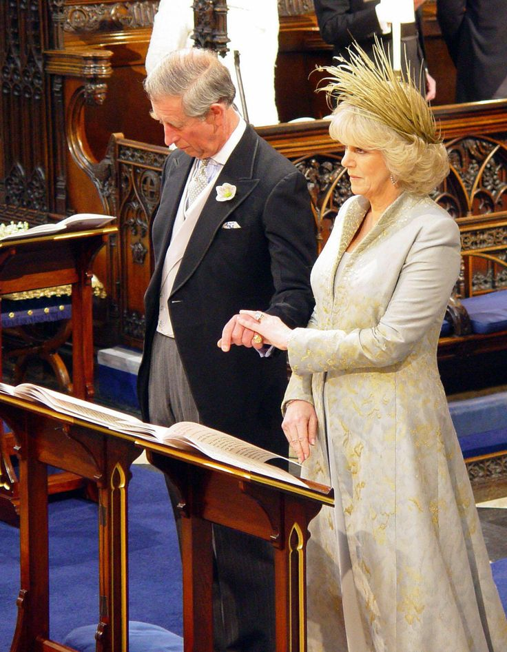 Gallery A look back at the wedding of Prince Charles and
