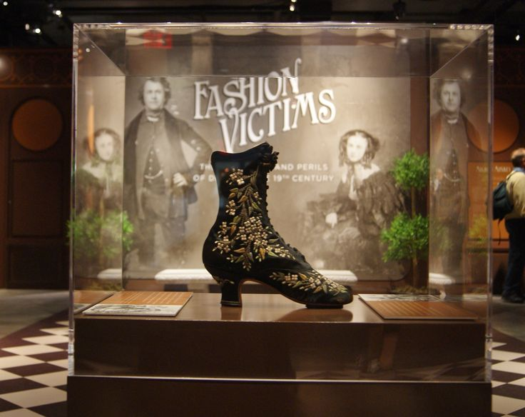 The #fashionvictims #exhibit at @batashoemuseum is fabulous! Running until June 30, 2016!: http://www.thepurplescarf.ca/2014/09/culture-exhibit-fashion-kills.html #culture #fashion #toronto #thepurplescarf #melanieps