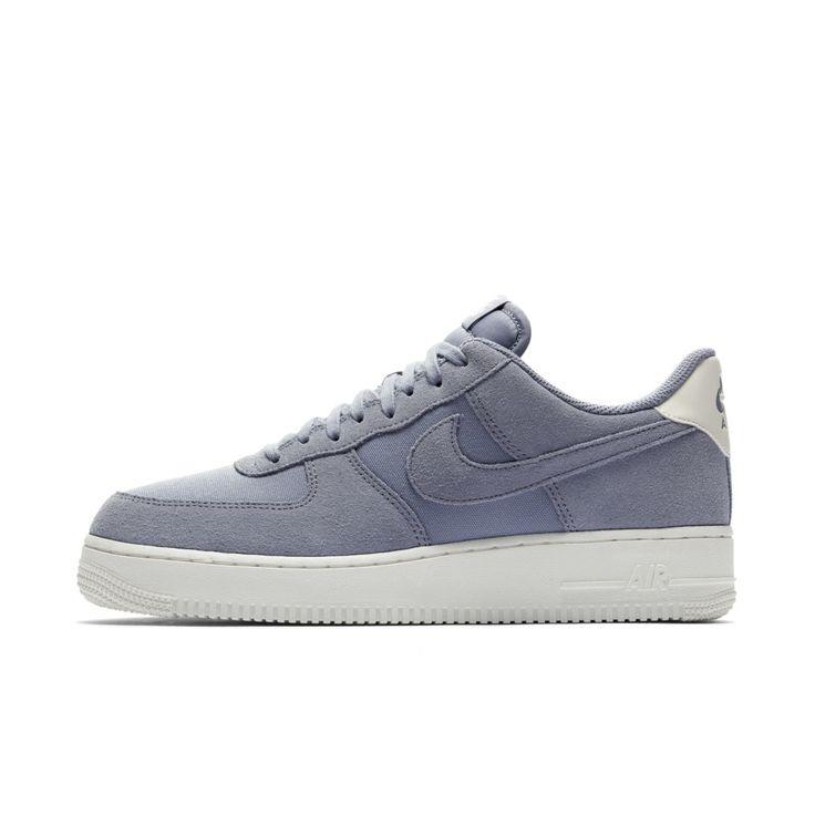 Nike Air Force 1 07 Suede Men S Shoe Size 8 Ashen Slate Men Shoes Size Suede Shoes Nike