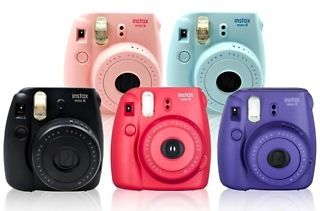 Instax mini 8 review - Tech Girl