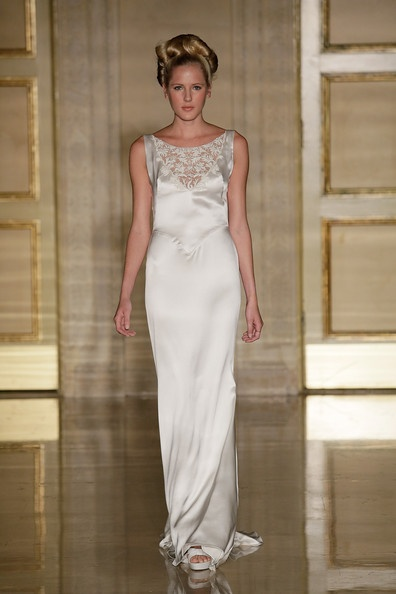 Douglas Hannant Wedding Dresses Fall 2013: Back to Ball Gowns