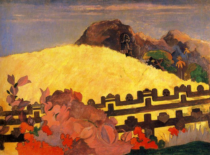 26 best Paul Gauguin images on Pinterest   Paul gauguin, Oil on ...