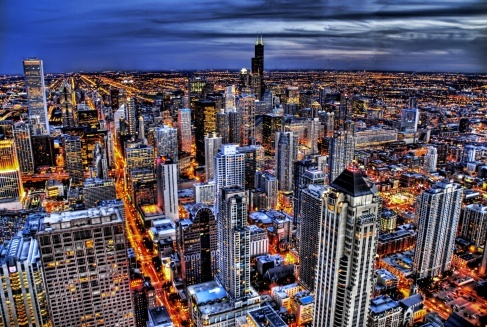 Chicago Joins President Obama's Better Buildings ChallengeCityscapes, Photography Portfolio, Trey Ratcliff, Illinois, Favorite Places, Travel Photos, Wallpapers, Chicago, Cities Lights
