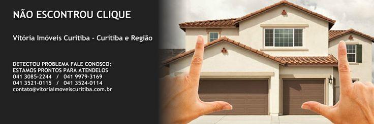 Estamos selecionando as melhores opções de Imóveis a Venda em Curitiba e Região, Especiamente para você para Morar ou Investir.