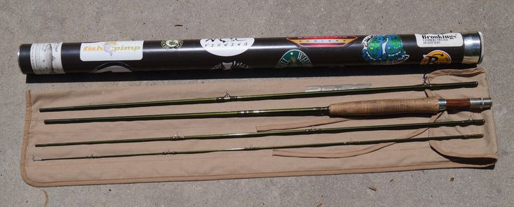 Fishing Rods 4 Pieces