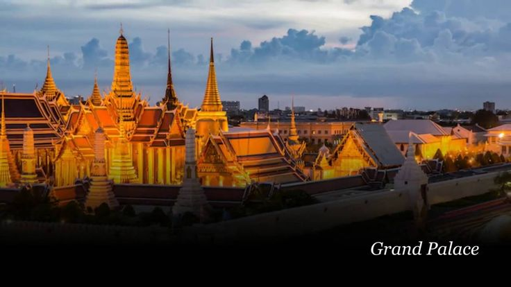 Go Travelling - Popular Places in Thailand