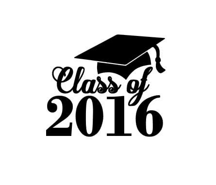 Class of 2016 Graduation instant download cut file for cutting machines - SVG DXF EPS ps Studio3 Studio by bibberberry on Etsy https://www.etsy.com/listing/239807894/class-of-2016-graduation-instant