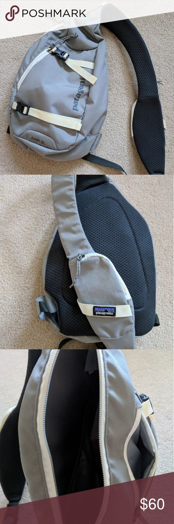 Patagonia Sling Bag Patagonia Atom 8L Sling Bag. Used a hand full of time, in great condition! Patagonia Bags Backpacks