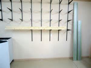 Image result for Lumber Storage Rack