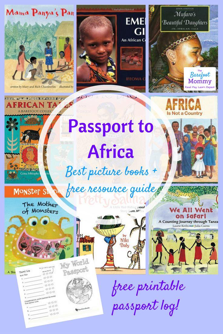 Global Passport Best Children's Picture Books Set in