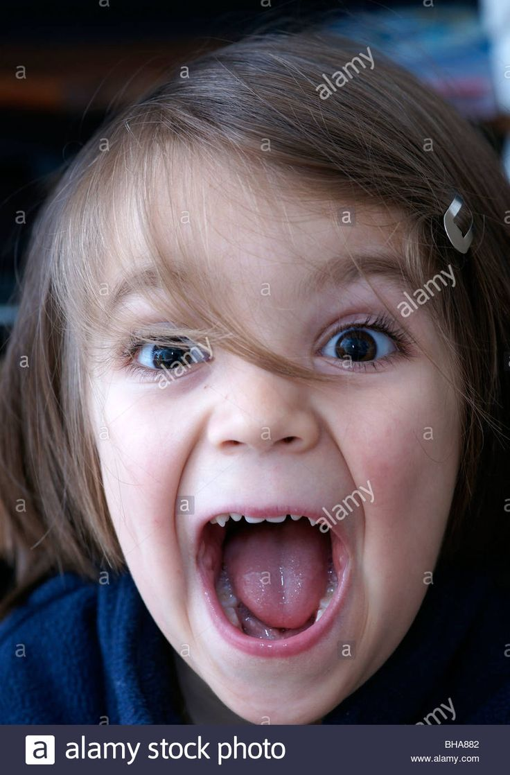 Grimace face clip art stock photo woman pulls a face in upset - Image Result For Open Mouth