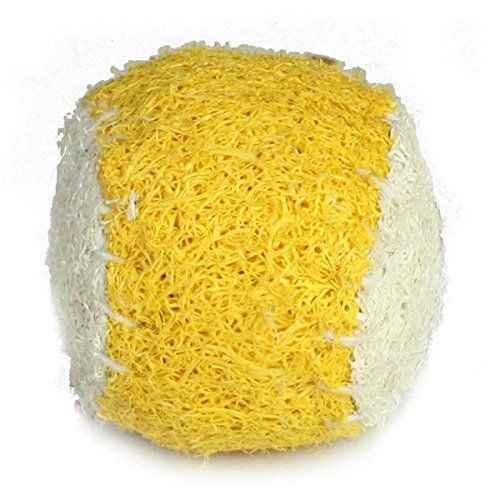 Loofah Material Dog and Cat Toys Ball -- You can find more details by visiting the image link.