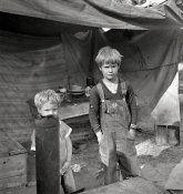 When I Was a Kid: 1936 - Dorothea Lange collectie op Shorpy. Zie site ook voor veel andere mooie Americana historische foto's.