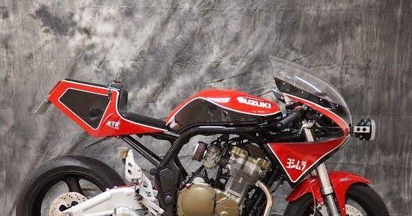 Suzuki Bandit 600 Suzuka By Xtr Pepo Suzuki Bandit 600 Suzuka Ducati Tipos De Motos Gsxr 750
