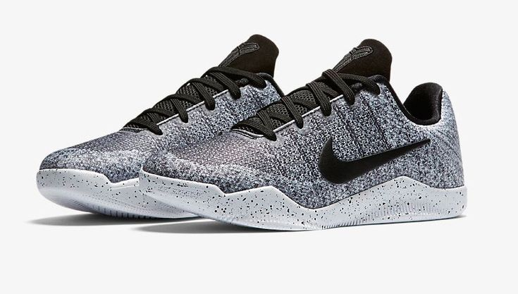 An Oreo-Inspired Nike Kobe 11 Elite GS - Now, bring out the milk and 'Dunk'it' in!