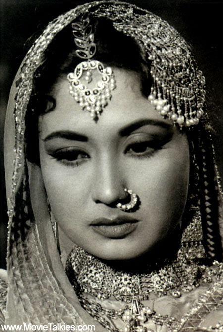 Indian actress of yester-years:  Meena-Kumari [1 August1932 - 31 March 1972]