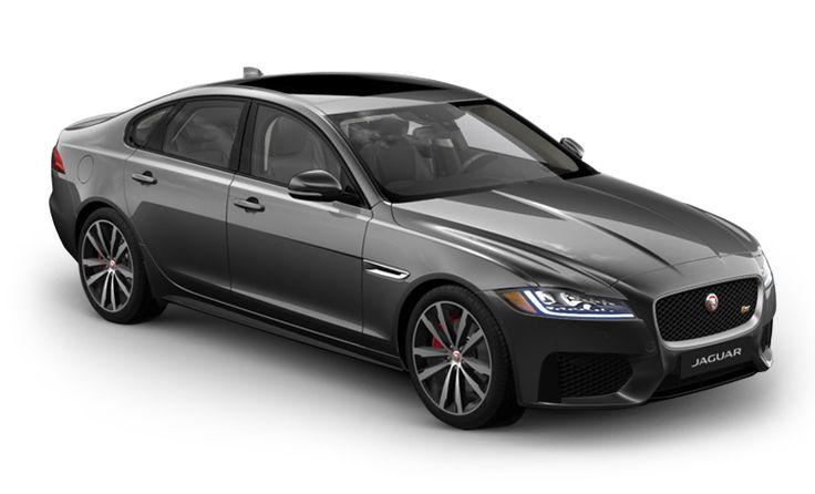 2017 Jaguar XF Exterior Styling Design