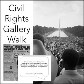 an analysis of the activities of the civil rights movement Civil rights movement cut-and-paste timeline movement includes activities undertaken by a group of people to achieve change ask students if they know of the.