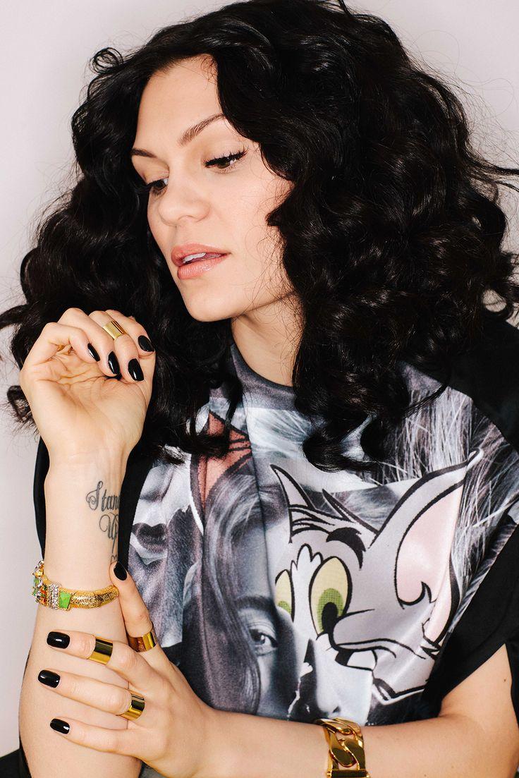 Jessie J Bang Bang Interview - New Album 2014