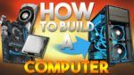 how to build a pc kinda fast