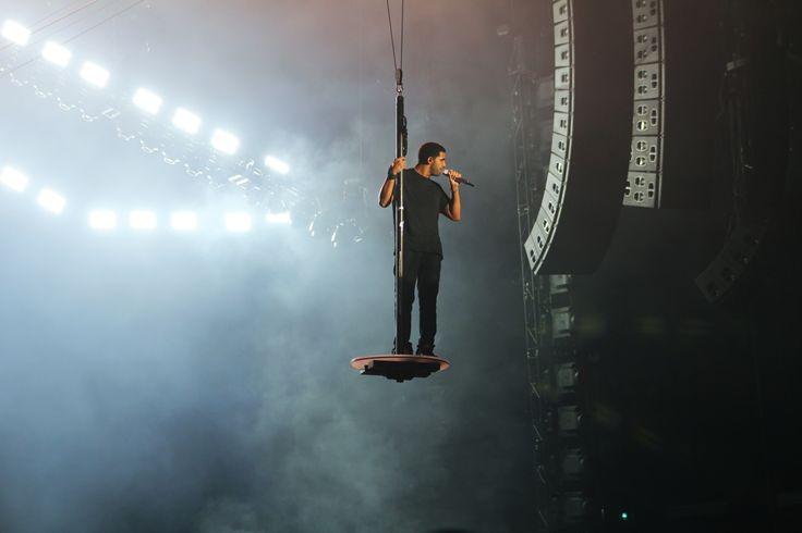 Drake's 5th Annual OVO Fest (2014)