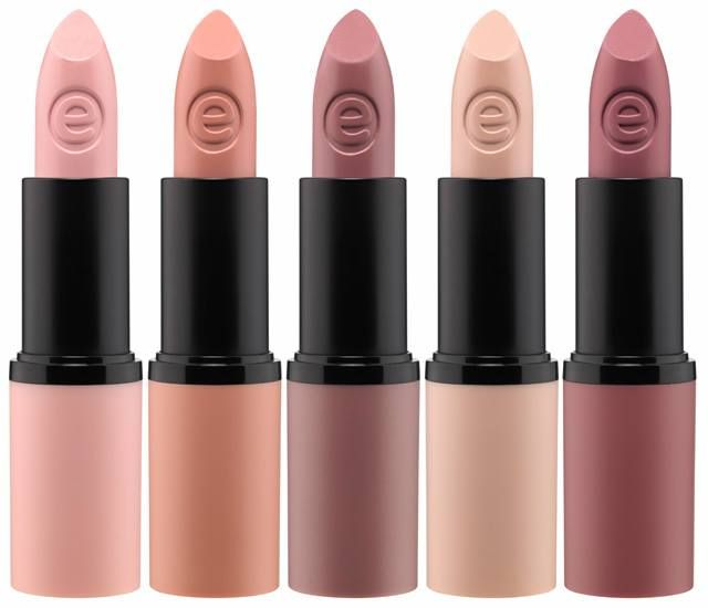 Essence Spring 2015 I Love Nude Collection