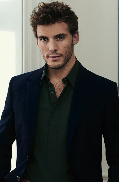 Sam Claflin (Me Before You, Hunger Games, Pirates of the Caribbean, Snow White and the Huntsman, The Pillars of the Earth)