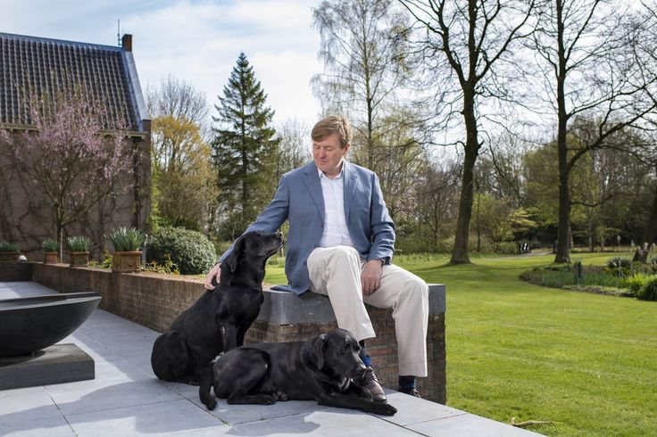 Gert's Royals (@Gertsroyals) on Twitter: Official photos released of King Willem-Alexander to mark his 50th birthday, April 27, 2017 (b. April 27, 1967)