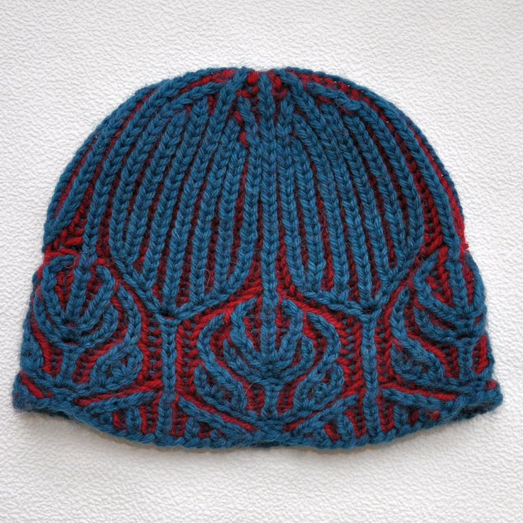 Knitting Brioche Stitch Hat : 957 best images about Brioche Stitch on Pinterest