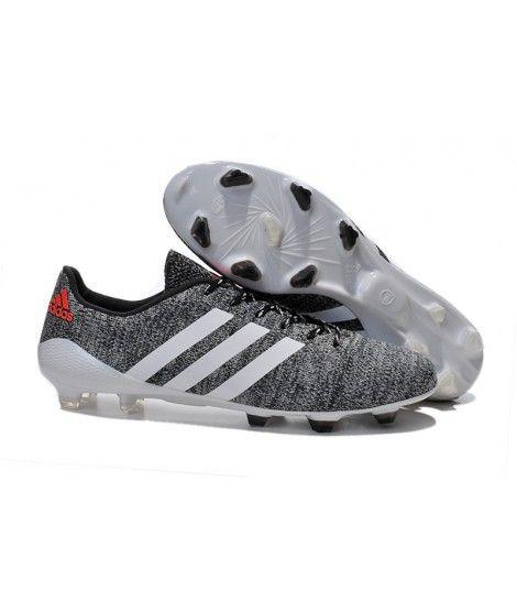 Adidas Samba Primeknit FG Fußballschuhe Schwarz Weiß