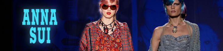 Anna Sui – купить элегантную одежду Анна Суи - Интернет-магазин брендовой одежды премиум-класса Topbrands.ru