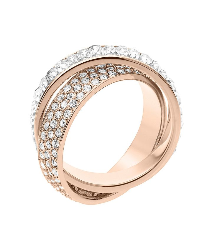 Michael B Jewelry Death Of Mk Brilliance Intertwined Ring Accesorios Pinterest