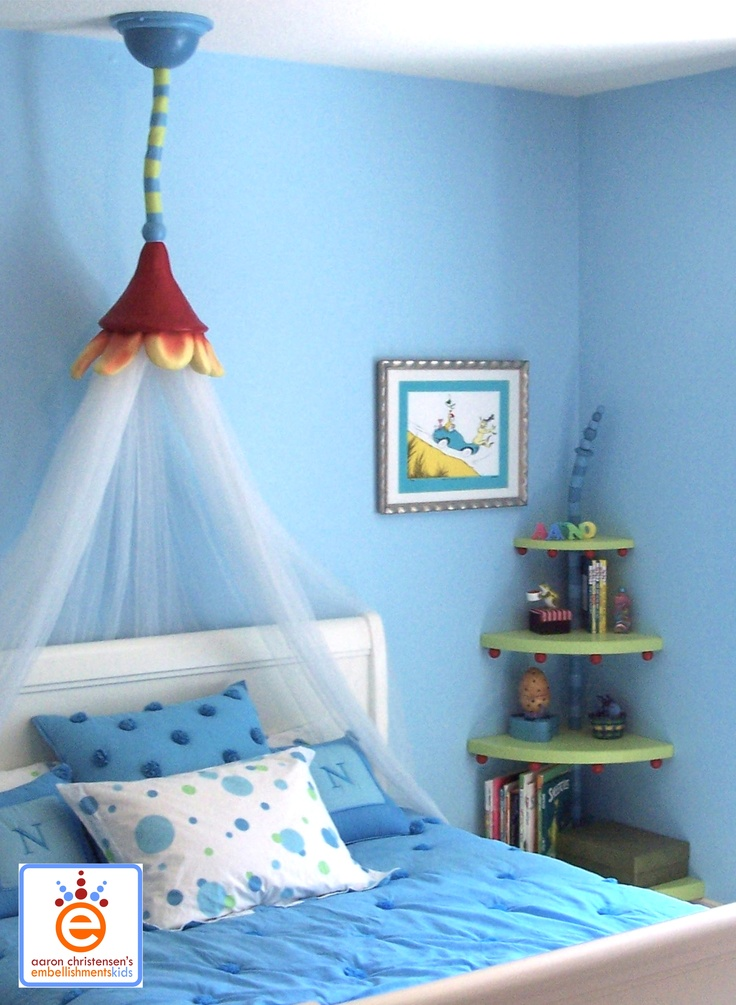 12 best images about dr seuss inspired bedroom on pinterest