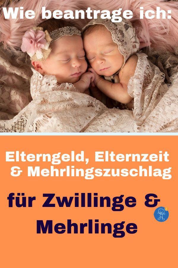 Elterngeld bei Zwillingen (2018/2019) – Mama- & Elternblog: Tipps für Zwillingseltern