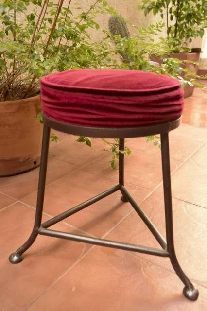 1000 ideas sobre sillas de hierro forjado en pinterest - Colgadores de hierro forjado ...