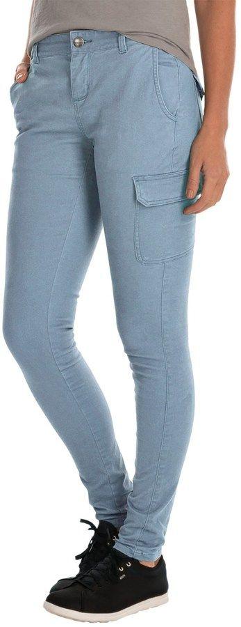 Mountain Hardwear Sojourner Twill Cargo Pants (For Women)