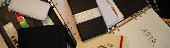 Organizare personala – Agenda sau Organizer? Hartie sau electronica? (Partea I)