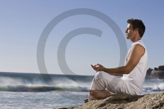 #Physical Preparations for #Mountaineering Courses - Daily #Meditation for about 15 minutes